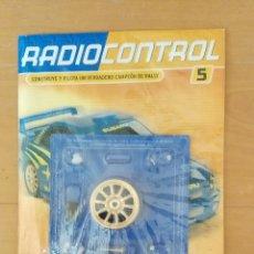 Radio Control: PIEZAS RADIOCONTROL - ALTAYA- FASCÍCULO Nº5 Y PIEZAS. Lote 49484116