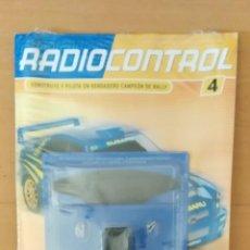 Radio Control: RADIOCONTROL - ALTAYA- FASCÍCULO Nº 4 Y PIEZAS -SOPORTES Y ACCESORIOS DE LA SUSPENSIÓN DELANTERA. Lote 170335344