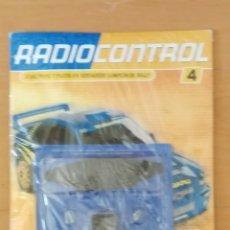 Radio Control: RADIOCONTROL - ALTAYA- FASCÍCULO Nº 4 Y PIEZAS -SOPORTES Y ACCESORIOS DE LA SUSPENSIÓN DELANTERA. Lote 170335548