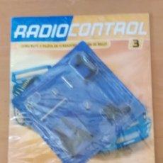 Radio Control: PIEZAS RADIOCONTROL - ALTAYA-FASCÍCULO Nº3 CONSTRUYE Y PILOTA UN VERDADERO CAMPEÓN DE RALLY. Lote 49484042