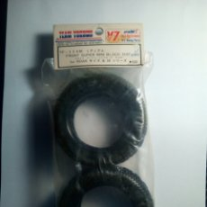 Radio Control: -TEAM YOKOMO-FRONT SUPER MINI BLOCK TIRE FOR ROAD-350M. Lote 170952210