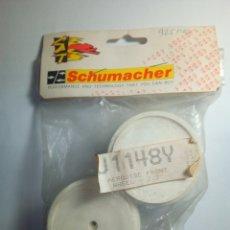 Radio Control: -SCHUMACHER -AERODISC FRONT WHEEL 2.2¨. Lote 170954402
