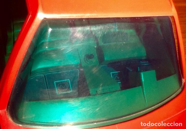 Radio Control: WERNER MACH 1. Años 70. FUNCIONANDO PERFECTAMENTE. Con mando. Pilas nuevas incluidas. - Foto 9 - 170968344
