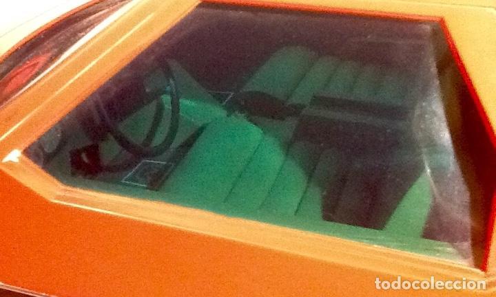 Radio Control: WERNER MACH 1. Años 70. FUNCIONANDO PERFECTAMENTE. Con mando. Pilas nuevas incluidas. - Foto 23 - 170968344