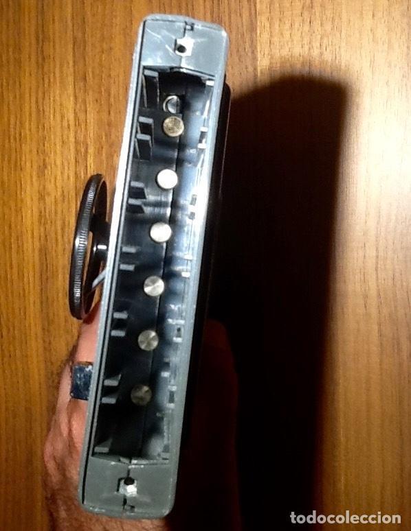 Radio Control: WERNER MACH 1. Años 70. FUNCIONANDO PERFECTAMENTE. Con mando. Pilas nuevas incluidas. - Foto 31 - 170968344