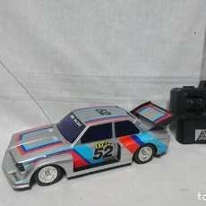 Radio Control: COCHE RADIO CONTROL BMW 323, MADE IN HONG KONG . Lote 170981902