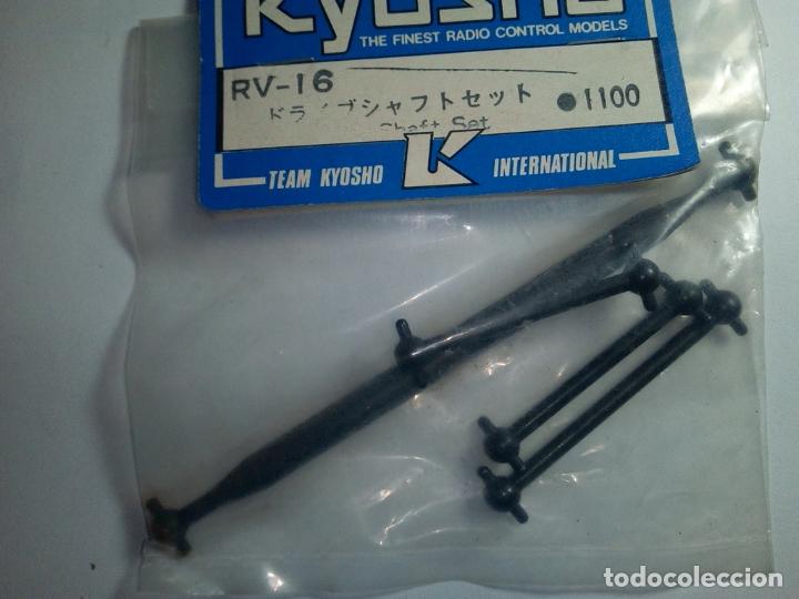Radio Control: KYOSHO-SHAFT SET -1100-RV-16 - Foto 2 - 171005400