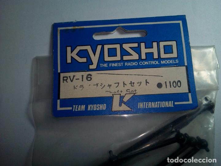 Radio Control: KYOSHO-SHAFT SET -1100-RV-16 - Foto 3 - 171005400
