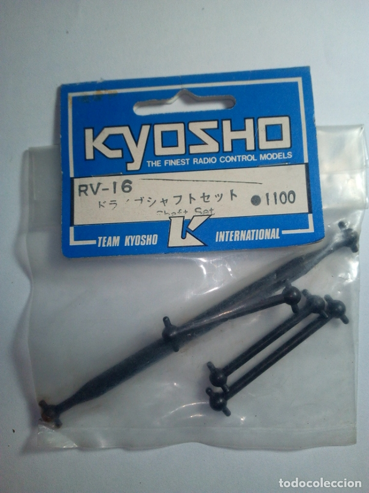 KYOSHO-SHAFT SET -1100-RV-16 (Juguetes - Modelismo y Radiocontrol - Radiocontrol - Coches y Motos)