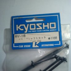 Radio Control: KYOSHO-SHAFT SET -1100-RV-16. Lote 171005400