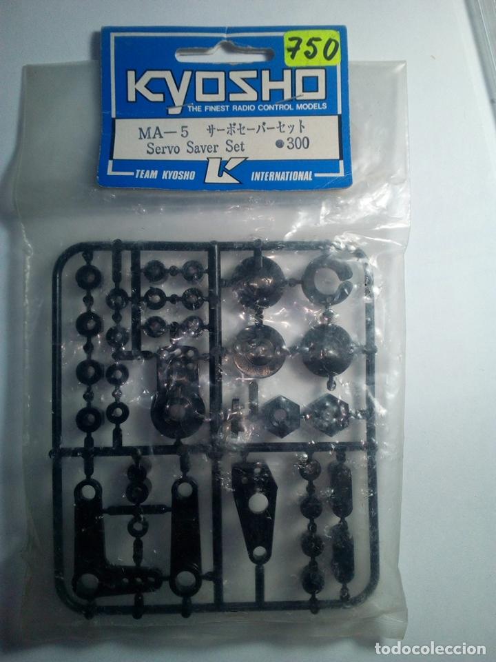 KYOSHO-SERVO SAVER SET-MA-5-.300 (Juguetes - Modelismo y Radiocontrol - Radiocontrol - Coches y Motos)