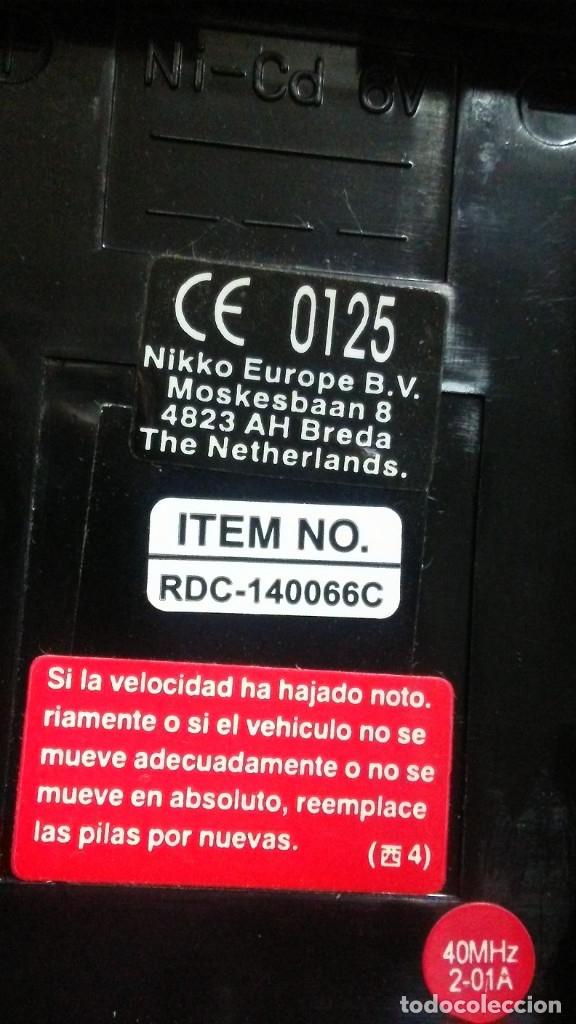 Radio Control: COCHE TODOTERRENO NIKKO y LANCHA BARCO NIKKO - Foto 12 - 173536094