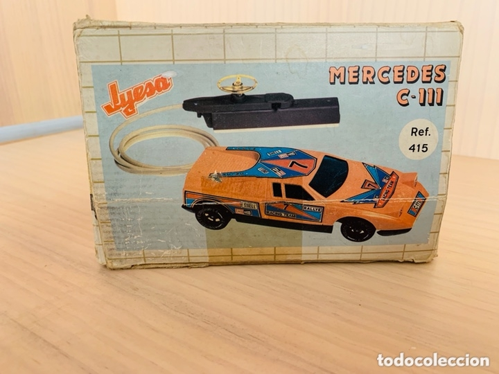 Radio Control: MERCEDES C-111 CONDUCIDO DE JYESA - Foto 2 - 173575105