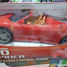 Radio Control: FERRARI RC F430 SPIDER. Lote 173623192