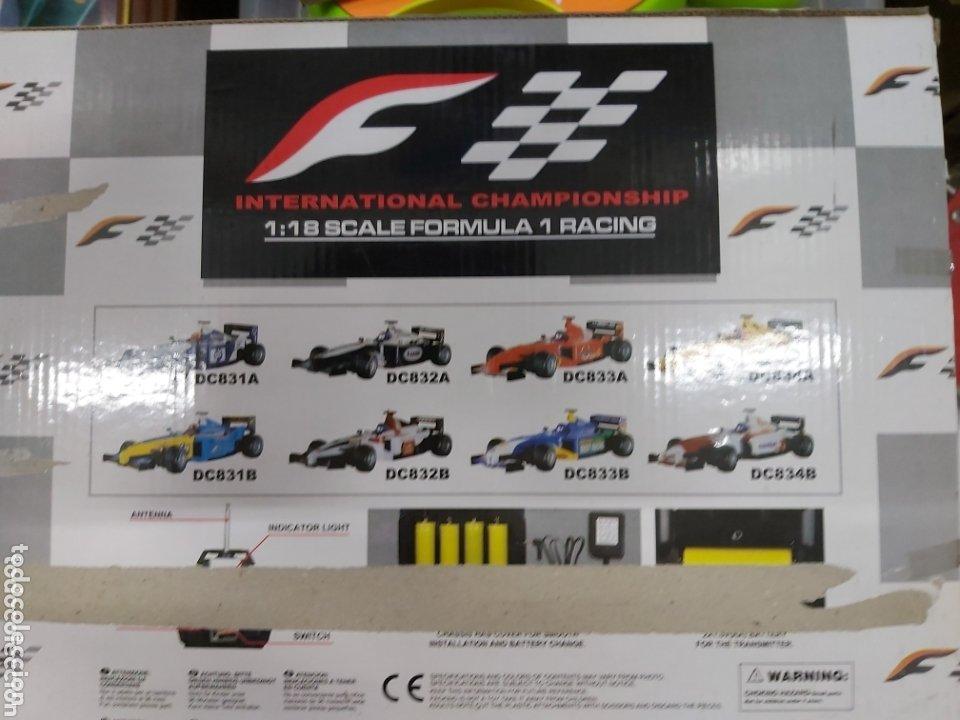 Radio Control: Coches RC F1 - Foto 4 - 173629530