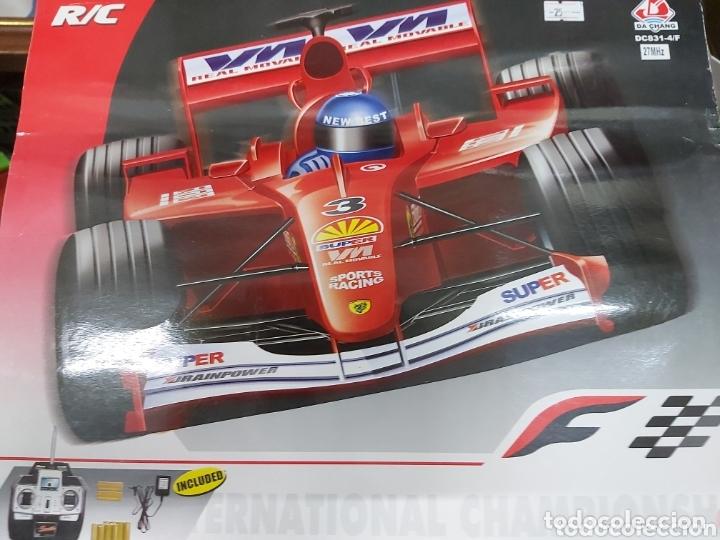 COCHES RC F1 (Juguetes - Modelismo y Radiocontrol - Radiocontrol - Coches y Motos)