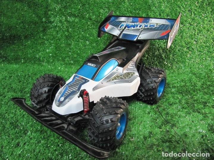 Radio Control: LOTE SUPER BUGGY NIKKO FIGHTER RADIO CONTROL SUPER BUGGY SPORT - Foto 1 - 174461820
