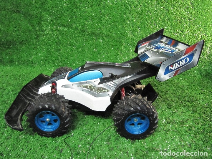Radio Control: LOTE SUPER BUGGY NIKKO FIGHTER RADIO CONTROL SUPER BUGGY SPORT - Foto 2 - 174461820