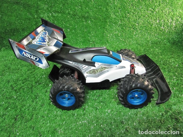 Radio Control: LOTE SUPER BUGGY NIKKO FIGHTER RADIO CONTROL SUPER BUGGY SPORT - Foto 5 - 174461820