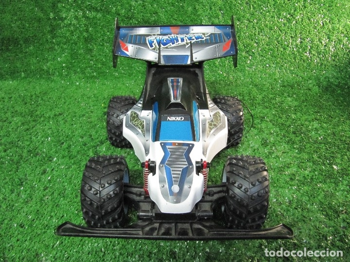 Radio Control: LOTE SUPER BUGGY NIKKO FIGHTER RADIO CONTROL SUPER BUGGY SPORT - Foto 6 - 174461820