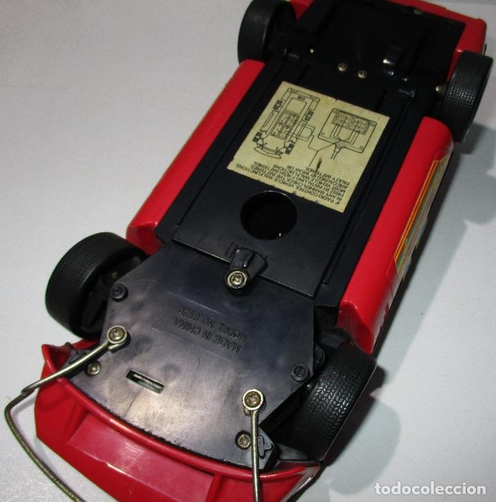 Radio Control: Antiguo coche RC Radio Control VETTE, CORVETTE ?? - Foto 9 - 176187220