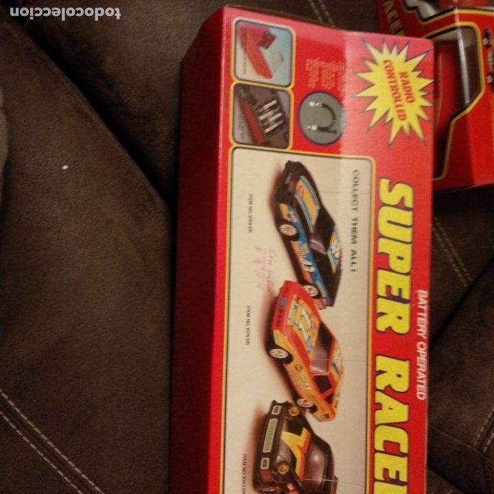 Radio Control: coche radiocontrol super Racer vintage nuevo a estrenar - Foto 2 - 176515380