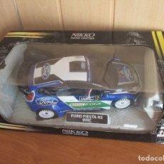 Radio Control: NIKKO RADIO CONTROL: BONITO FORD FIESTA RS WRC (ESCALA 1/16) NUEVO SIN USO. Lote 177058199