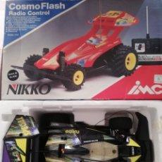 Radio Control: COSMO FLASH RADIO CONTROL NIKKO COCHE. Lote 177088770