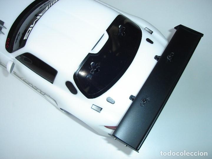 Radio Control: MERCEDES SLS AMG GT3 TAMIYA RADIO CONTROL ESCALA 1:10 - Foto 11 - 177883008