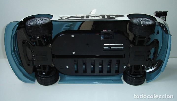 Radio Control: MERCEDES SLS AMG GT3 TAMIYA RADIO CONTROL ESCALA 1:10 - Foto 12 - 177883008