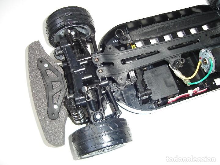Radio Control: MERCEDES SLS AMG GT3 TAMIYA RADIO CONTROL ESCALA 1:10 - Foto 17 - 177883008