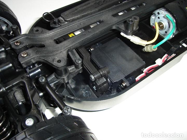 Radio Control: MERCEDES SLS AMG GT3 TAMIYA RADIO CONTROL ESCALA 1:10 - Foto 19 - 177883008