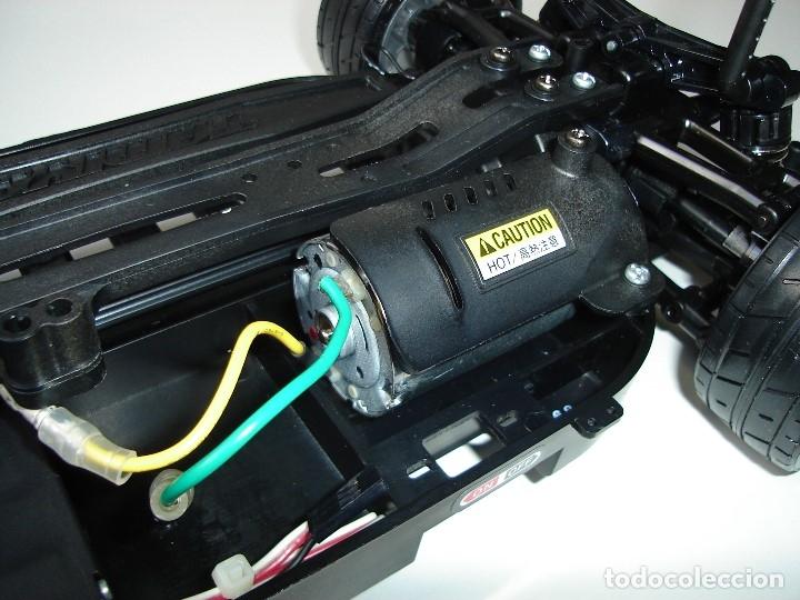 Radio Control: MERCEDES SLS AMG GT3 TAMIYA RADIO CONTROL ESCALA 1:10 - Foto 20 - 177883008