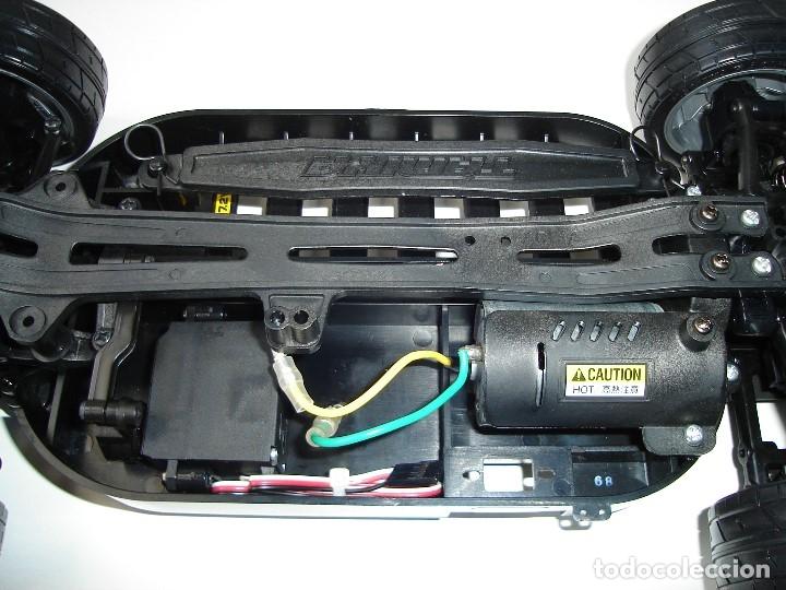 Radio Control: MERCEDES SLS AMG GT3 TAMIYA RADIO CONTROL ESCALA 1:10 - Foto 21 - 177883008