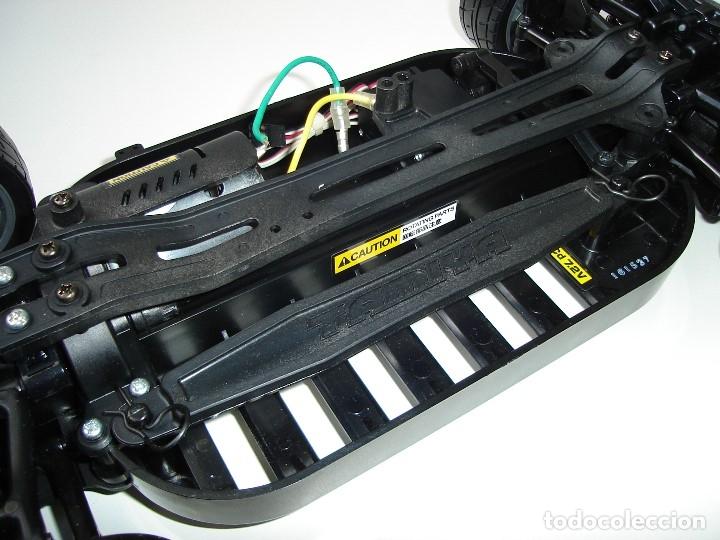 Radio Control: MERCEDES SLS AMG GT3 TAMIYA RADIO CONTROL ESCALA 1:10 - Foto 22 - 177883008
