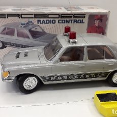 Radio Control: MERCEDES RADIO CONTROL MONOCANAL DE RICO. PERFECTO.. Lote 178269165
