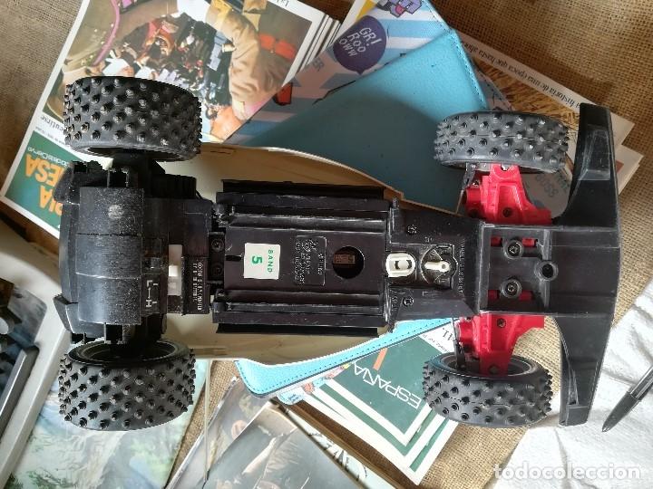 Radio Control: BOLIDO A PILAS Y RADIO CONTROL SUPER BUGGGY NIKKO DIPLOMAT 55 OFF ROAD - Foto 8 - 241784365