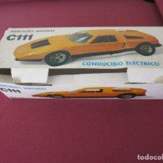 Radio Control: MERCEDES C111 WANKEL RICO CONDUCIDO ELECTRICO . Lote 179233262