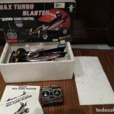 Radio Control: TAIYO MAX TURBO BLASTER RADIO CONTROL. Lote 180033103