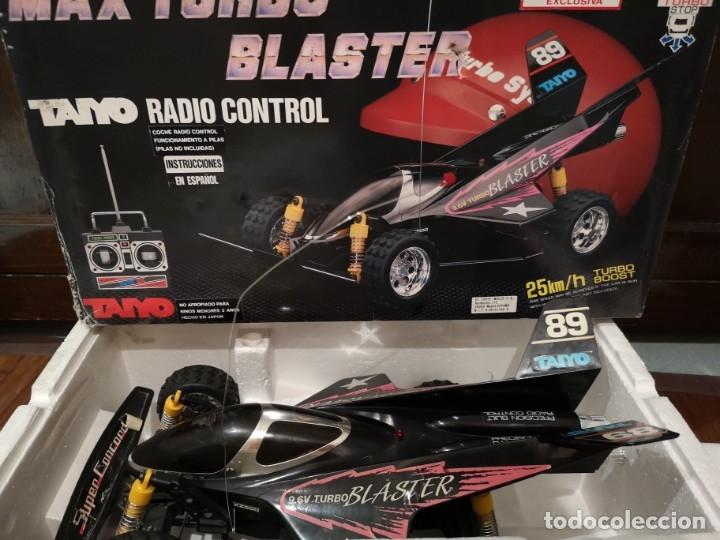 Radio Control: Taiyo max turbo blaster radio control - Foto 8 - 180033103