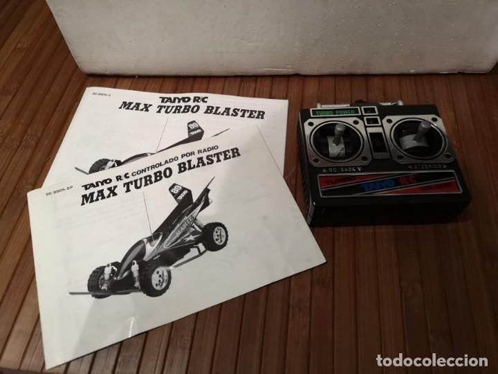 Radio Control: Taiyo max turbo blaster radio control - Foto 10 - 180033103