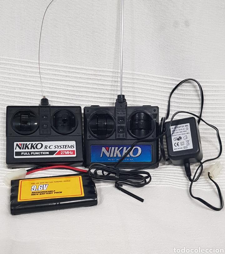 Radio Control: LOTE DE 2 COCHES 4x4 NIKKO AÑOS 80 + MANDOS muchas fotos! - Foto 14 - 180269295