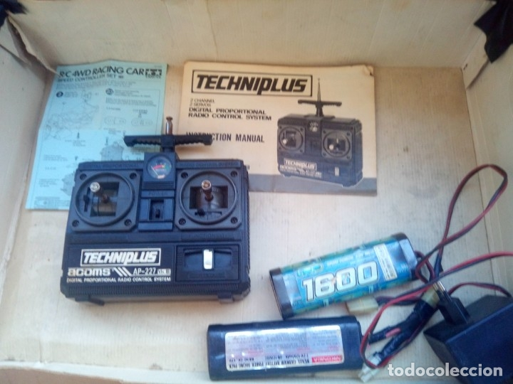 Radio Control: TAMIYA GRASSHOPPER II - Foto 7 - 181503980