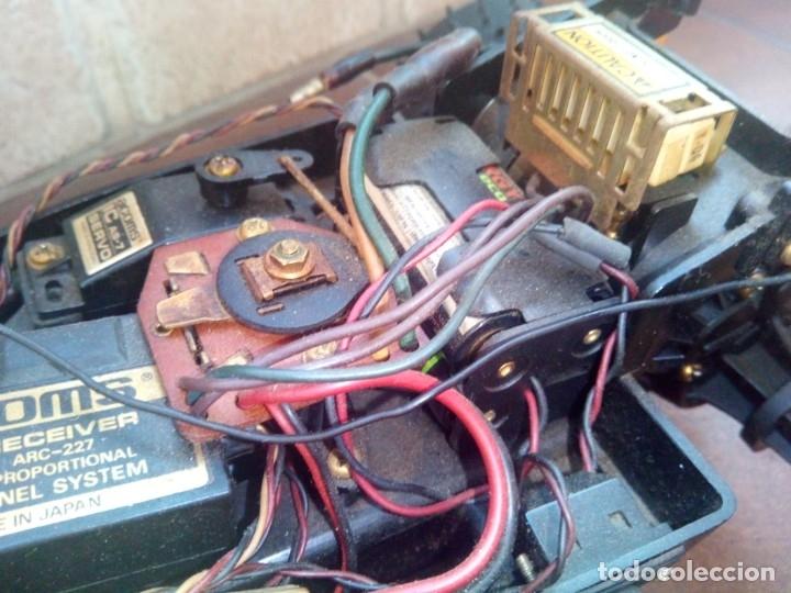 Radio Control: TAMIYA GRASSHOPPER II - Foto 19 - 181503980