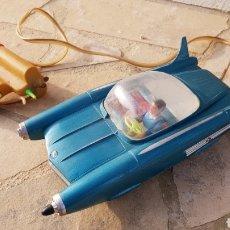 Radio Control: COCHE JUGUETE PEGASO GOZAN FUTURISTA. RADIOCONTROL. RARISIMO. AÑOS 60. Lote 181582618