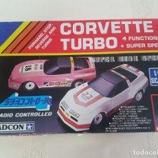 Radio Control: CORVETTE TURBO DE RADCON. Lote 182059833
