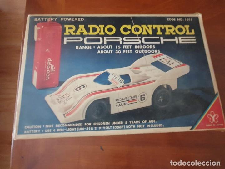 PORSCHE RADIO CONTROL (Juguetes - Modelismo y Radiocontrol - Radiocontrol - Coches y Motos)