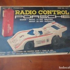 Radio Control: PORSCHE RADIO CONTROL. Lote 182123083