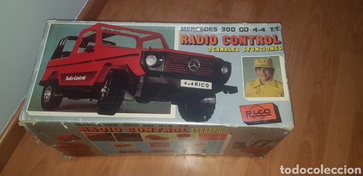 Radio Control: Coche rico antiguo mercedes - Foto 2 - 182693491
