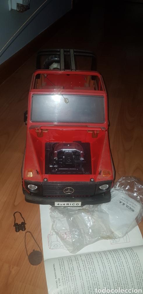 Radio Control: Coche rico antiguo mercedes - Foto 5 - 182693491